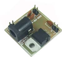 Dual Voltage Output Board - 5V & 3.3V