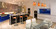 Vivid Color Adds Pizzazz to Minneapolis, MN kitchen Design