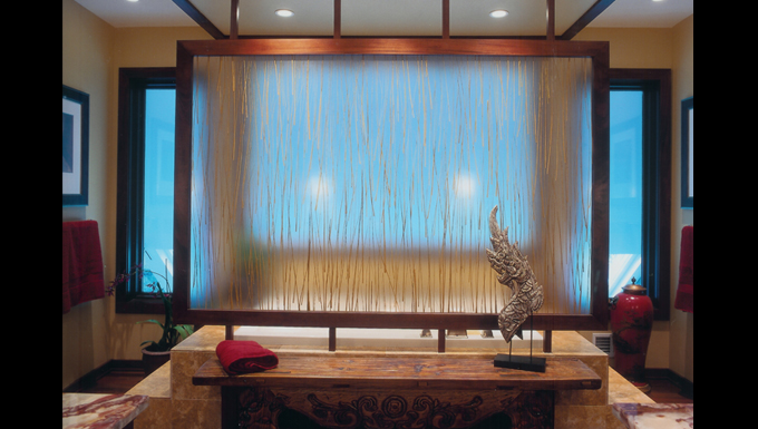 Lake Minnetonka MN Asian Inspired Master Bathroom Design Minnesota