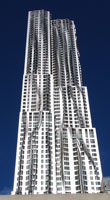 New York by Gehry at Eight Spruce Street