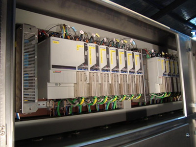 The Kinetix 6000 Servo drives from Rockwell Automation