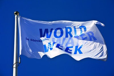 2012 World Water Week opened in Stockholm yesterday