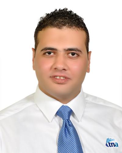 Mohamed Hussein, Regional Sales Manager, tna Middle East