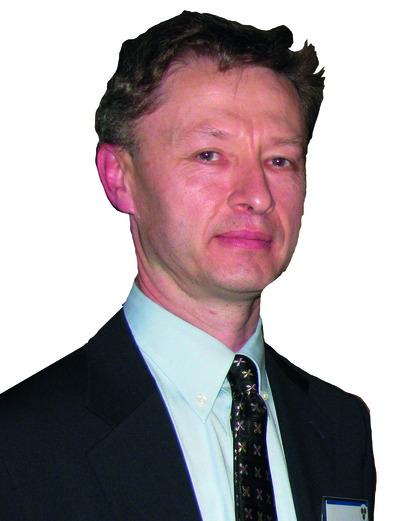 Course presenter Richard Smith