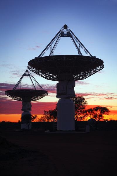 ASKAP antenna