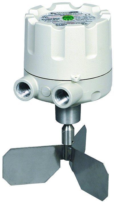 Figure 3: Rotary paddle switch (Source: Monitor Technologies)