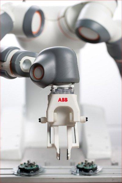 Figure 5: FRIDA assistance robot concept – Source: ABB.