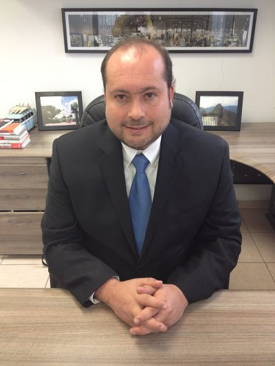 Rodolfo Ortiz, General Manager of TURCK's Mexico operations.