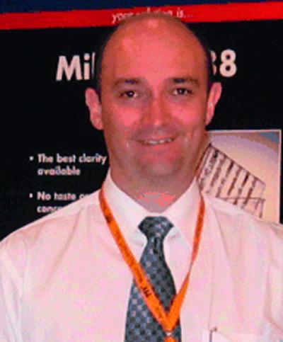 Craig Benson from Milliken Design