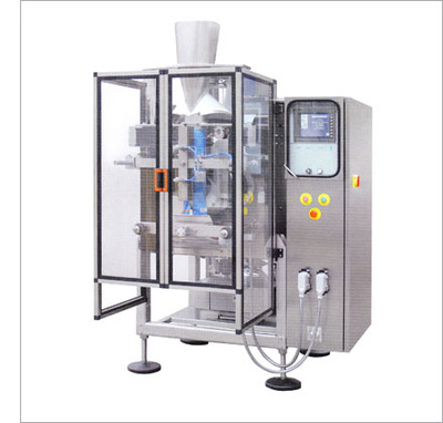 The PFM Zenith vertical form-fill-seal machine.