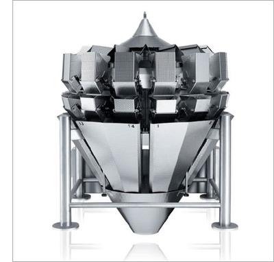The PFM MBP C2 Series multi-head weigher.