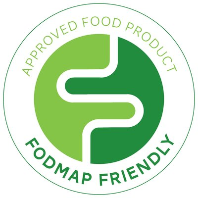 FODMAP Friendly logo