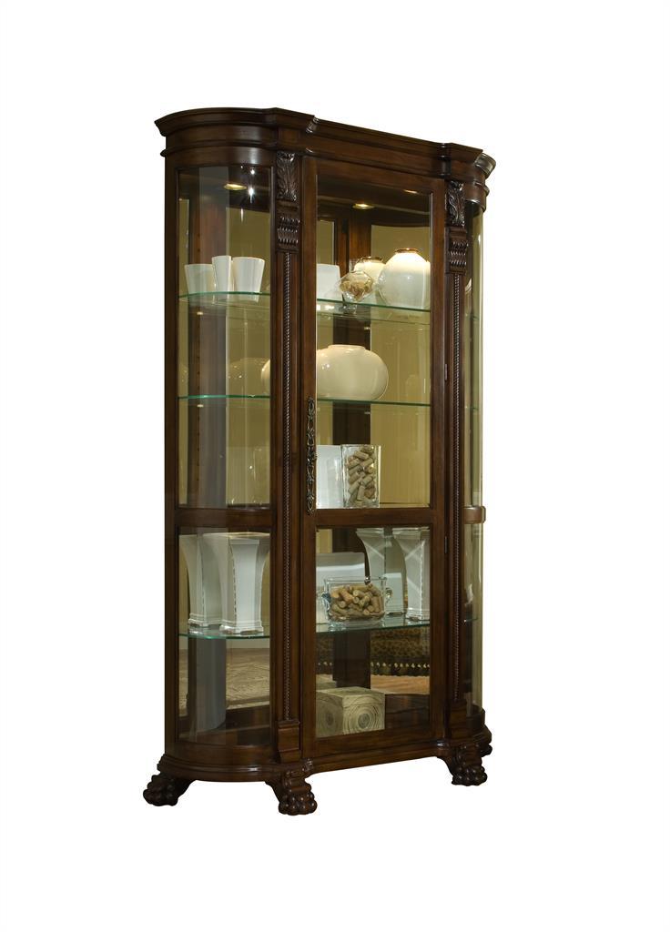 Pulaski Furniture Curios Display Cabinets Beautiful Rooms Furniture