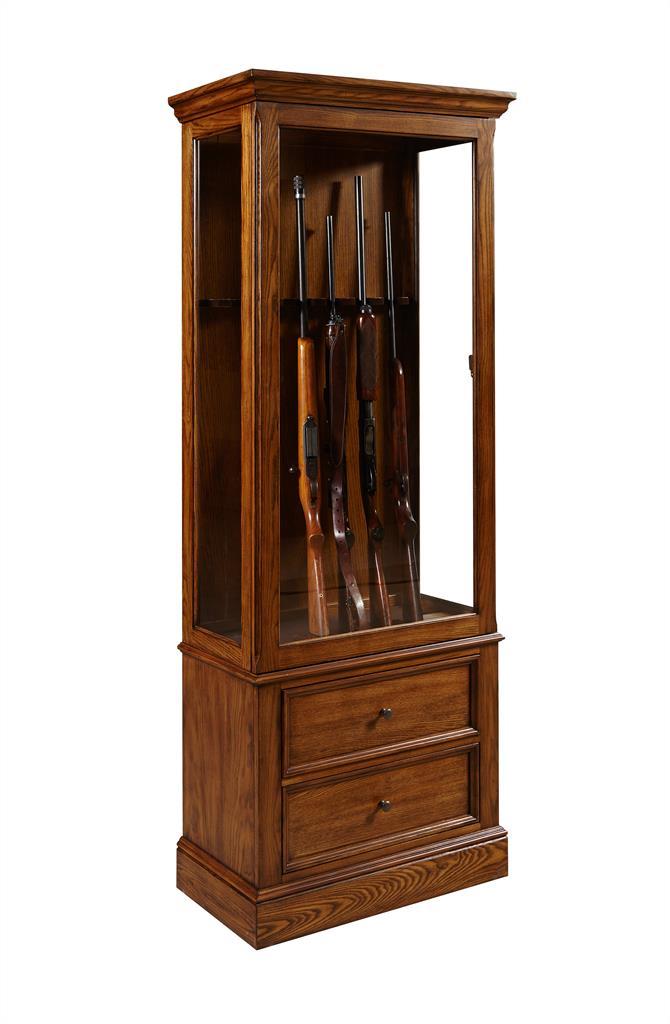 Pulaski furniture curios display cabinets beautiful for Meridian cabinets