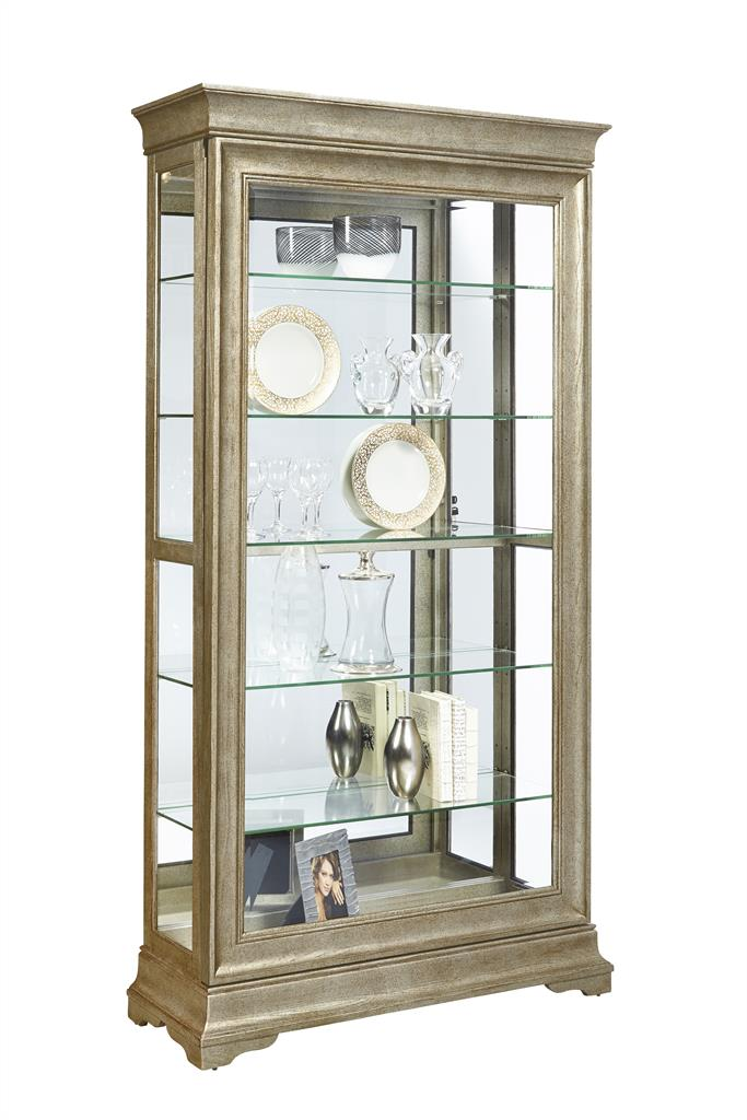 pfc curios curio - display cabinets | home meridian