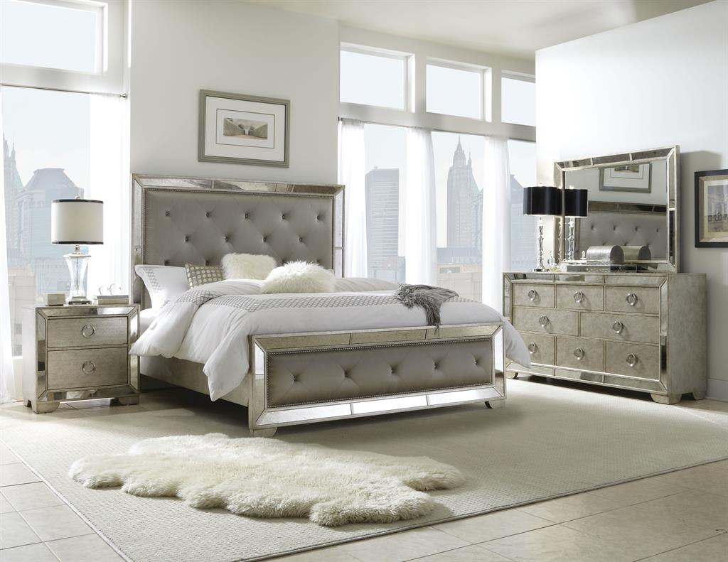 . Farrah Bedroom   Home Meridian