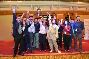Enactus Morocco National Champions - Mohammadia School of Engineers