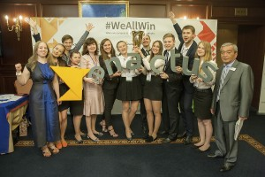 Enactus Ukraine National Champion - Kyiv National Economic University named after Vadym Hetman