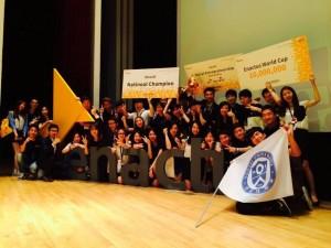 Enactus Korea National Champion - Yonsei University