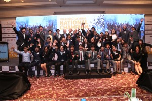 Enactus India National Champions - Shaheed Sukhdev College of Business Studies
