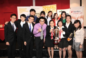 Enactus Singapore National Champion - Nanyang Technological University