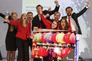 Enactus Netherlands National Champion - Utrecht