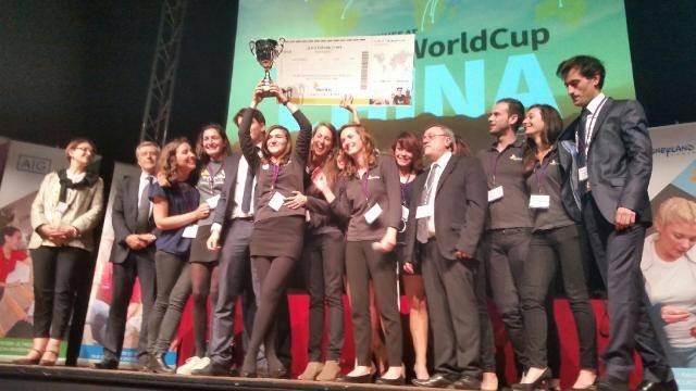Enactus France National Champion - IÉSEG School of Management