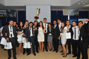 Enactus Azerbaijan National Champion - Nakhchivan State University