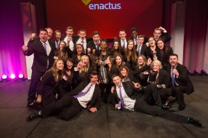 Enactus Canada National Champion - Memorial University of Newfoundland