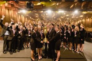 Enactus USA National Champion - Texas State University