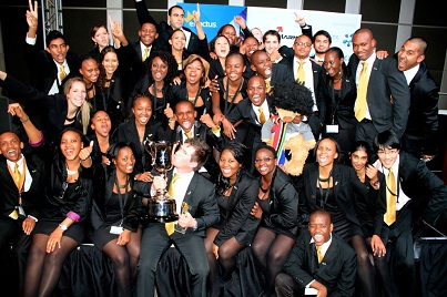 Enactus University of Pretoria National Champions (2)