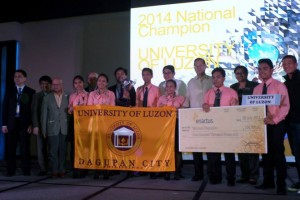 Enactus Philippines National Champions - University of Luzon