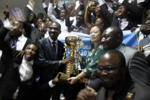 Enactus Ghana National Champions - University of Ghana