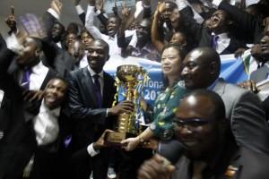 Enactus Ghana National Champions - University of Ghana