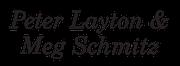 Peter Layton & Meg Schmitz