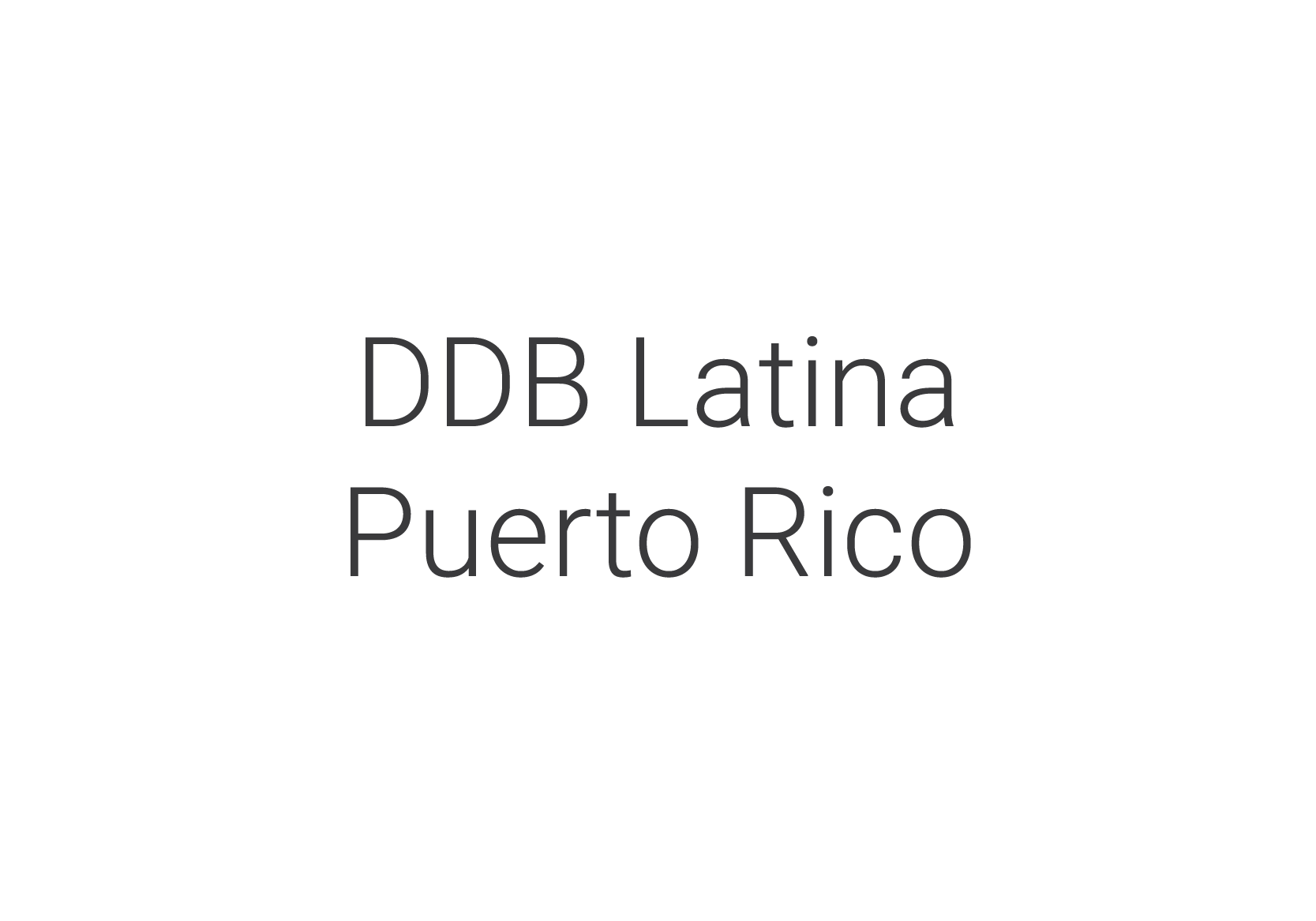 DDB Latina Puerto Rico