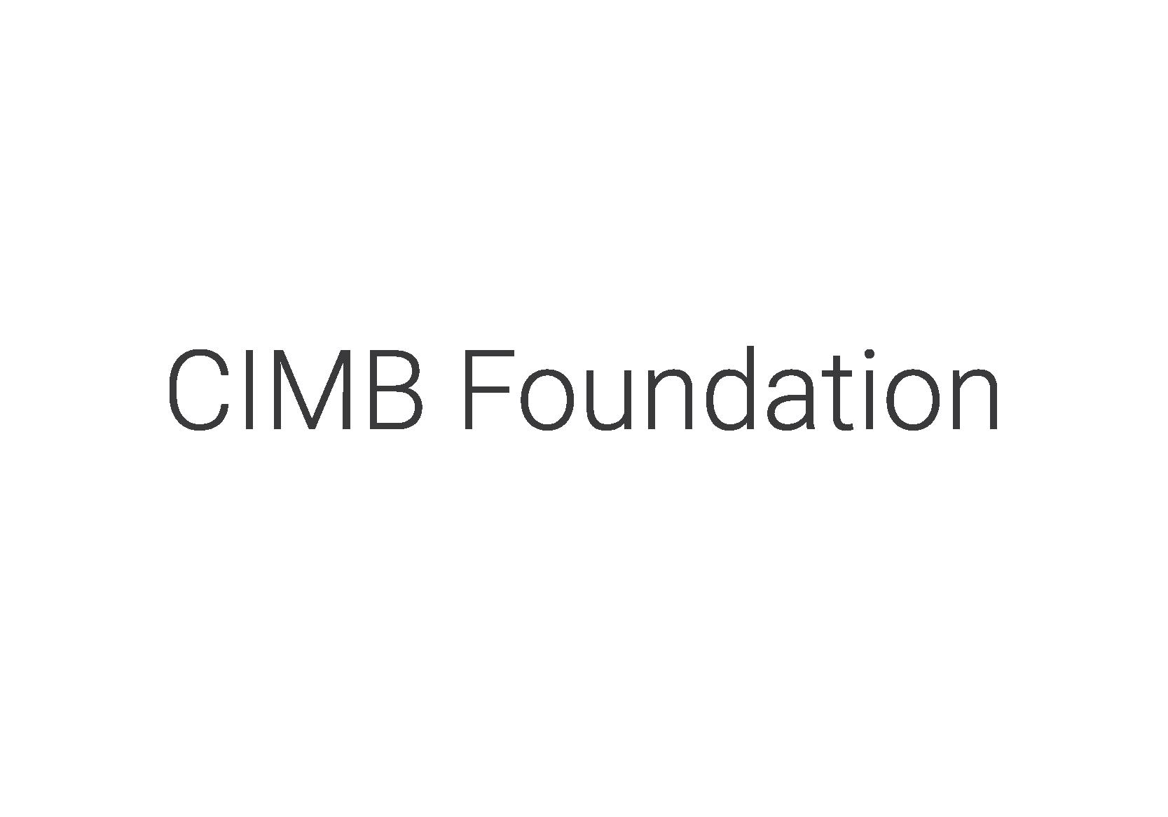 CIMB Foundation