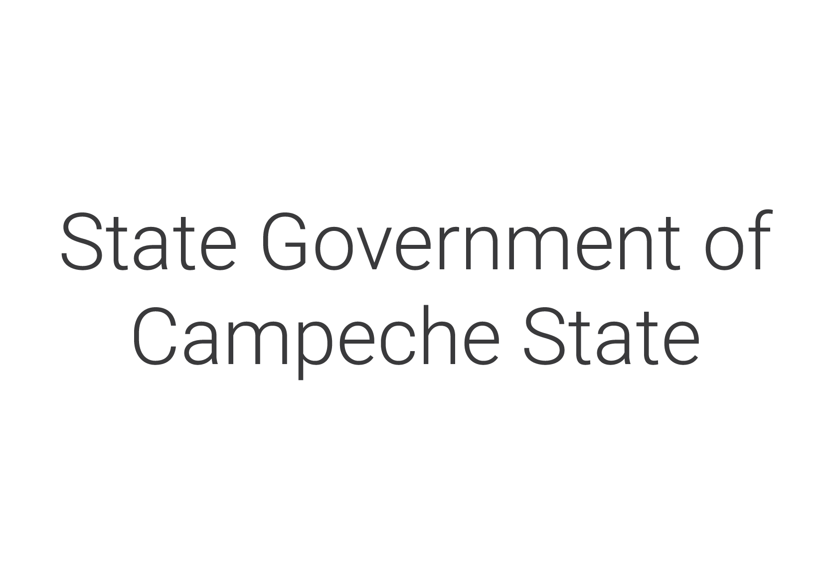 State Government of Campeche State