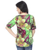 Floral medley top