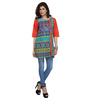 Mughal Print Tunic