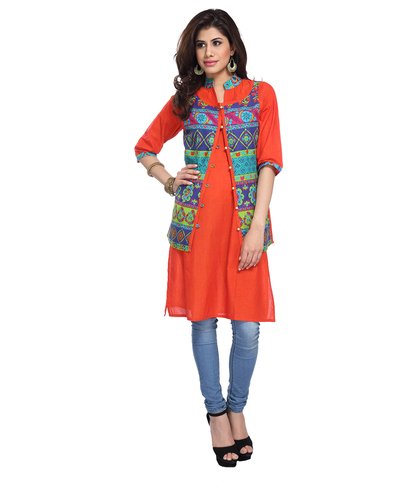 Kurta and Jacket set