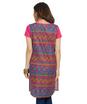 ENAH folk print tunic