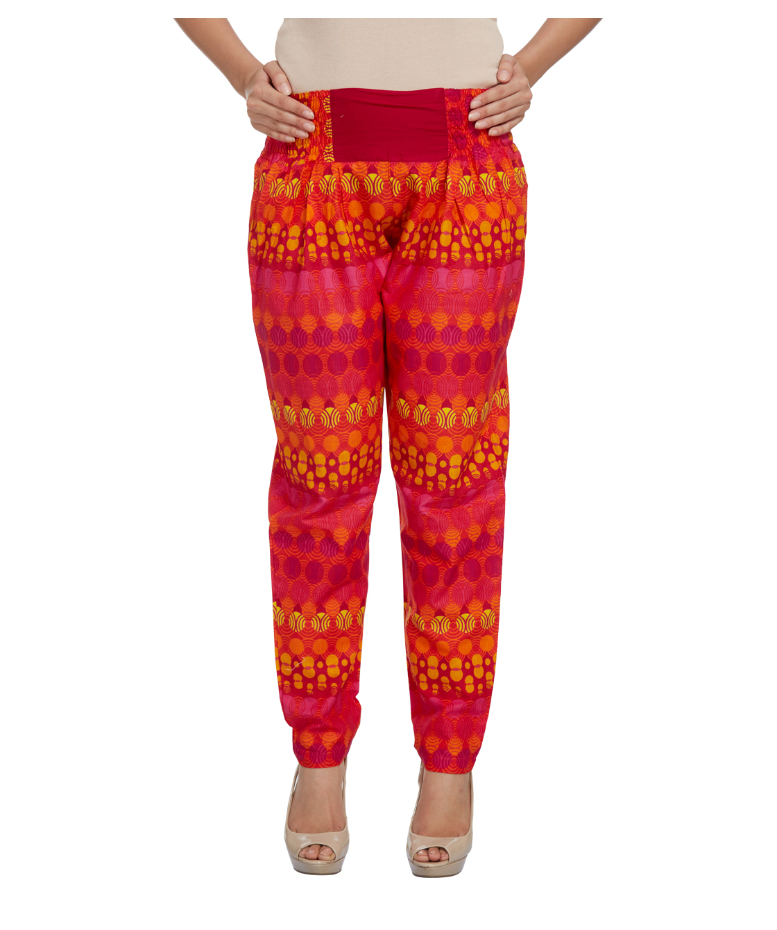 ENAH fusion style pant