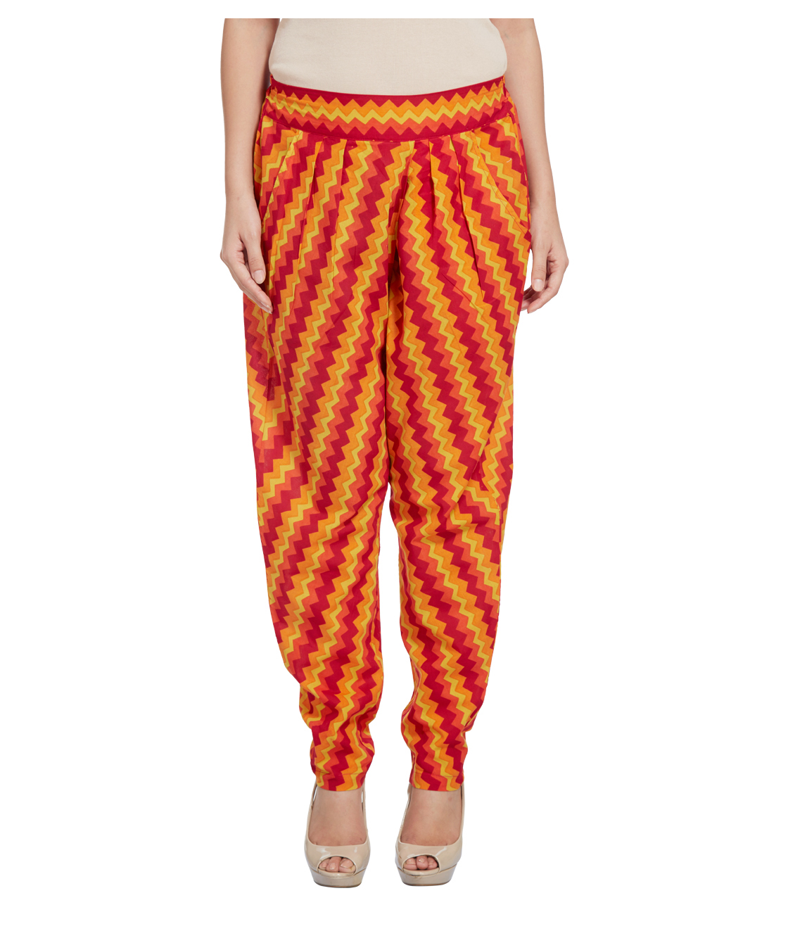 ENAH graphic print pants