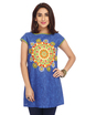 Rangoli inspired tunic