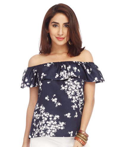 ENAH off-shoulder top