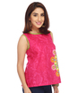 ENAH rangoli inspired top