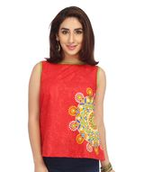 rangoli-inspired-top