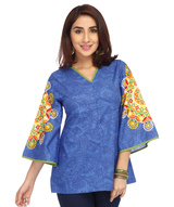 enah-rangoli-inspired-flared-sleeve-top