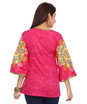 ENAH rangoli inspired flared sleeve top